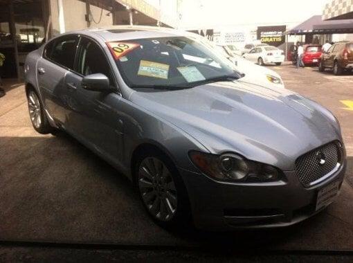 Foto Jaguar XF Luxury Premium 2009