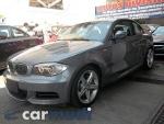 Foto BMW Serie 1, Color Plata / Gris, 2013, Distrito...