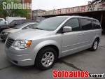 Foto CHRYSLER Town & Country 5p 4.0l touring 2008...