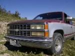 Foto Chevrolet Silverado 1992