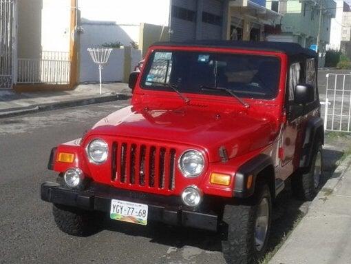 Foto 2004 Jeep Wrangler 2p SE 5vel