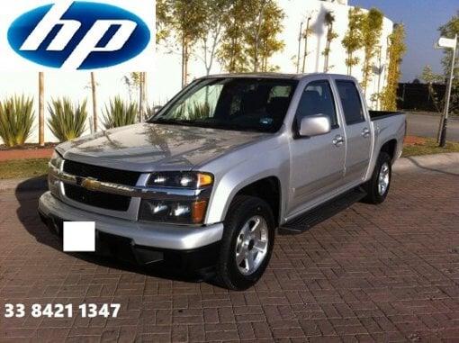 Foto Grupo hp vende camionetas chevrolet colorado 2013