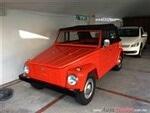 Foto Volkswagen SAFARI Convertible 1972
