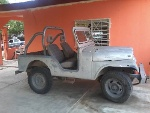 Foto Jeep Willys 1962