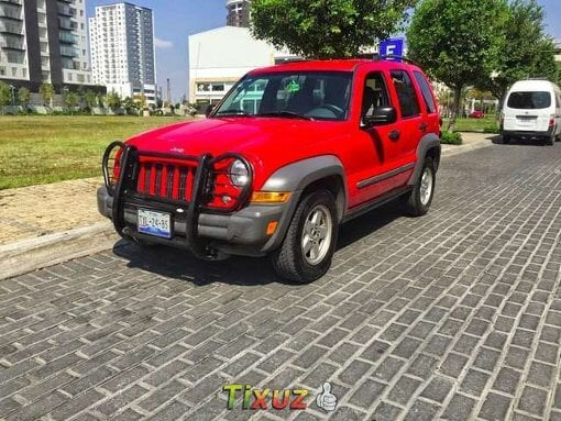 Foto Jeep Liberty 5p Sport aut 4x2