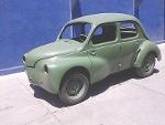 Foto Renault 4 Sedán 1950