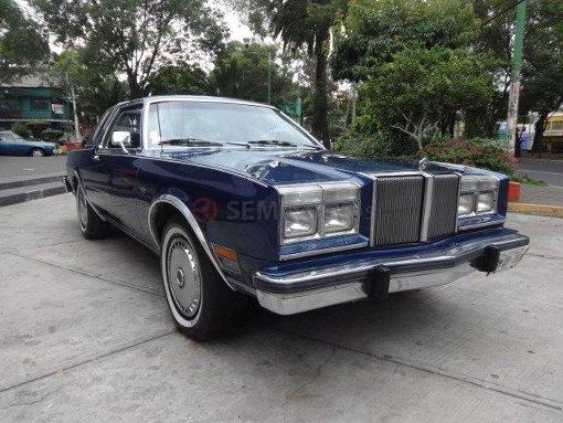 Foto Chrysler Le Baron 1981 52000