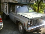 Foto Camioneta chevrolet modelo 79