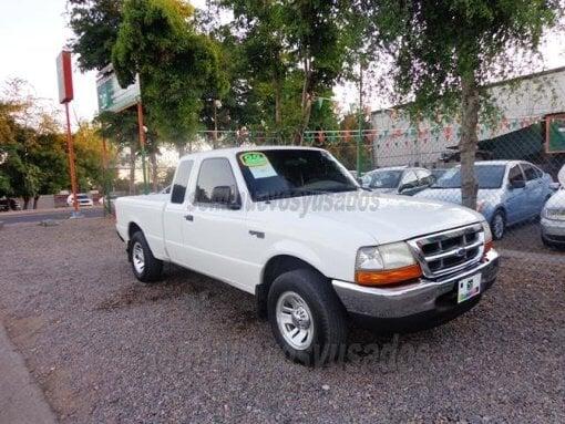 Foto Ford Ranger XLT 1999