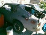 Foto Proyecto Mustang HT Conv a FB, laminadose y...