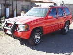 Foto Jeep grand Cherokee 4 x 4 1996