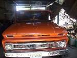 Foto Camioneta chevrolet apache motor V6 en linea