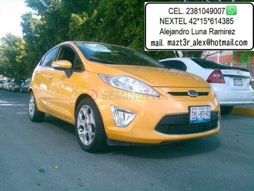 Foto Ford Fiesta 2011 89975