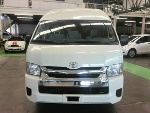 Foto Toyota Hiace 15 Pasajeros 2014 en Puebla (Pue)
