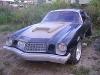Foto Chevrolet Camaro Mod 1977