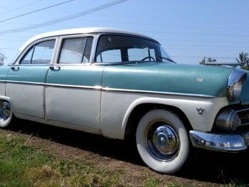 Foto Ford Customline 1955 Original