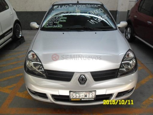 Foto Renault Clio 2009 69000