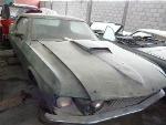 Foto Mustang 1969 Proyecto De Restauraciòn Y Algunas...