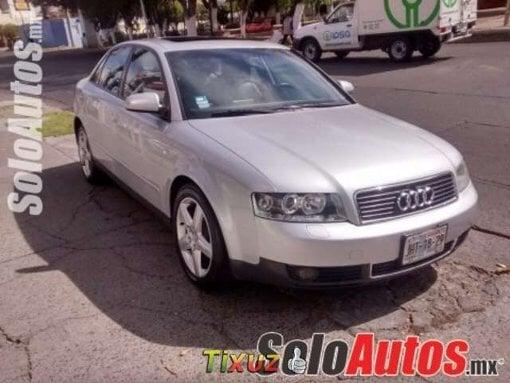Foto Audi a4 4p 1.8t luxury multitronic 2002