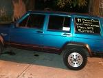 Foto Jeep cherokee sport mexicana 94