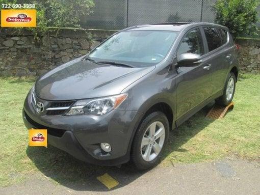 Foto Grupo Sabritas Vende Toyota Rav 4 2013