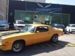 Foto MER1004- - Chevrolet Camaro Amarillo Color