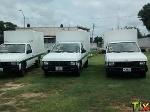 Foto Nissan camionetas 2001, 2002 y 2004