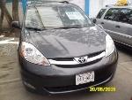 Foto Toyota sienna limited en México