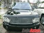 Foto LAND ROVER Range Rover Sport 5p 4.2 v8...