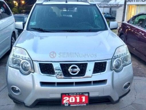 Foto Nissan X-Trail 2012