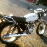 Foto Honda 125 cafe racer proyecto 12