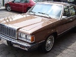 Foto Ford fairmont elite sedan 1982