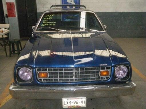 Foto Rambler Otro Modelo 1977 100000
