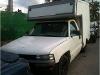 Foto Chevrolet camioneta con caja serrada grande