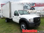 Foto Camiones y trailers ford f-series 2007 f-550 6...