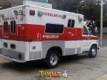 Foto Ford Econoline Ambulancia