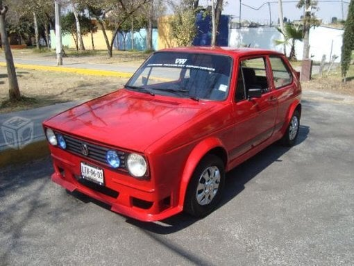 Foto Volkswagen Modelo Caribe año 1982 en Gustavo a...