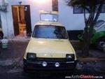 Foto Renault R5 Mirage Hatchback 1980