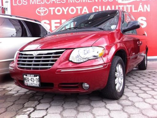 Foto Chrysler Town & Country 2007 0