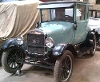 Foto Ford Modelo T 1927 Coupe