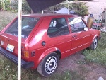 Foto Volkswagen Caribe Hatchback