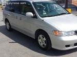 Foto Honda Odyssey 2001 - La mas equipada acepto cambio