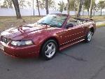 Foto Mustang CONVERTIBLE pagos 2015 veri 1 6cil 01