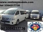Foto Toyota haice gl 15 pasajeros