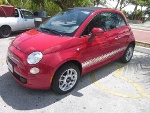 Foto Fiat 500 Pop Convertible Aac 2013 Carflex Cancun