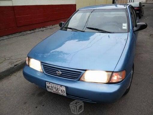 Foto Nissan Modelo Sentra año 1997 en Azcapotzalco...