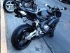 Foto Honda CBR 1000 RR Color Negro Mate 05
