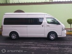 Foto Toyota hiace 15 pasajeros 2013