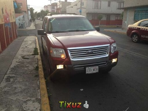 Foto Ford Explorer XLS