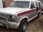 Foto Ford Bronco Familiar 1985